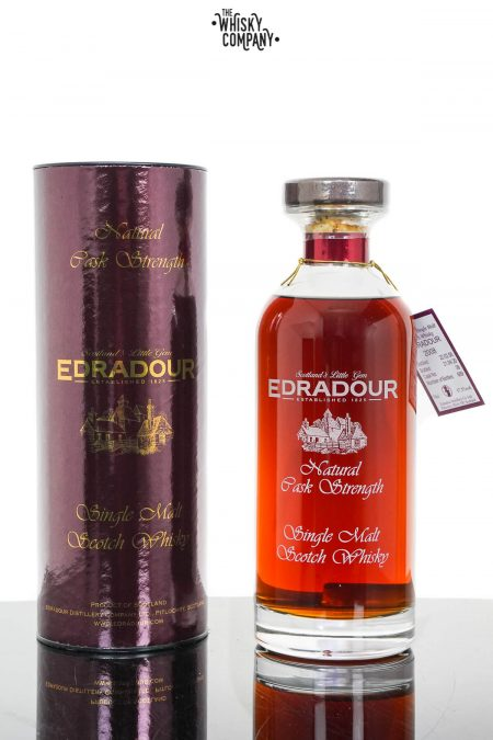Edradour 2008 Aged 12 Years Ibisco Decanter Sherry Matured Single Malt Scotch Whisky (700ml)