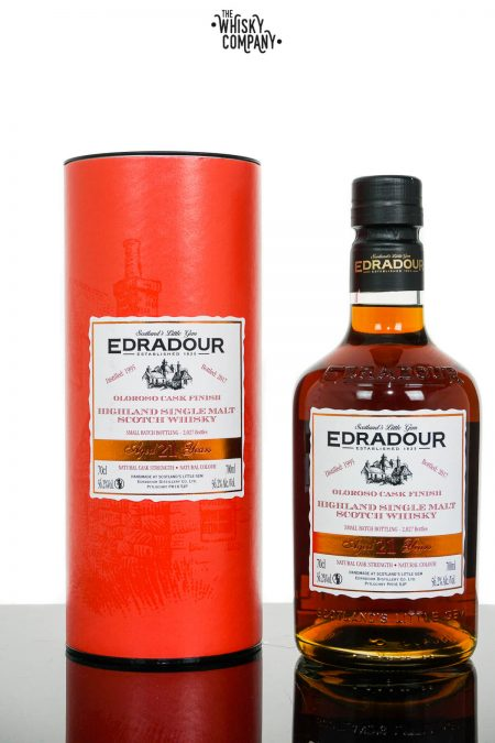 Edradour 1995 21 Years Old Highland Single Malt Scotch Whisky (700ml)