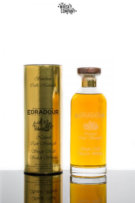 Edradour 2006 Bourbon Cask Matured Single Malt Scotch Whisky 3rd Release (700ml)