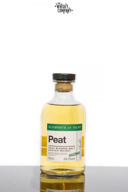 Peat (Full Proof) Islay Blended Malt Scotch Whisky - Elements Of Islay (500ml)