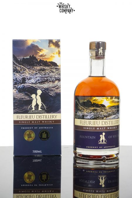 Fleurieu Distillery Fountain Of Youth Limited Release Single Malt Whisky (700ml)