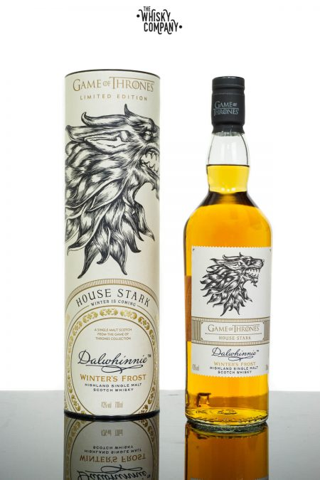 House Stark Dalwhinnie Winter's Frost Games Of Thrones Single Malt Collection (700ml)
