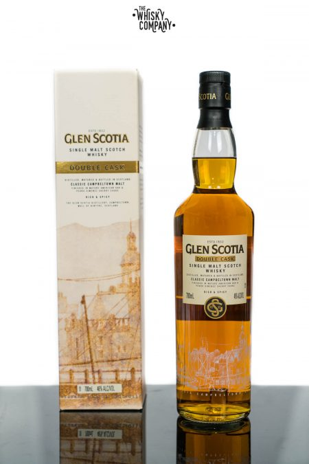 Glen Scotia Double Cask Campbeltown Single Malt Scotch Whisky (700ml)