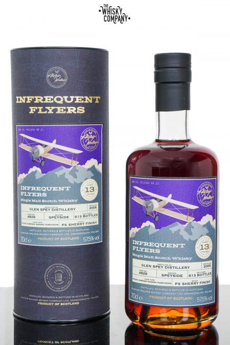 Glen Spey 2006 Aged 13 Years Single Malt Scotch Whisky - Infrequent Flyers #21 (700ml)