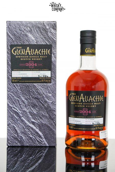 GlenAllachie 2004 Single Cask Single Malt Scotch Whisky (700ml)