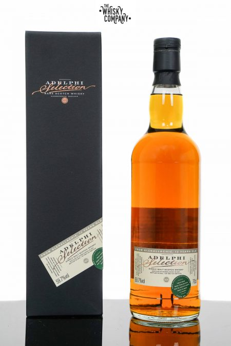 GlenAllachie 12 Years Old 2007 Single Malt Scotch Whisky - Adelphi (700ml)