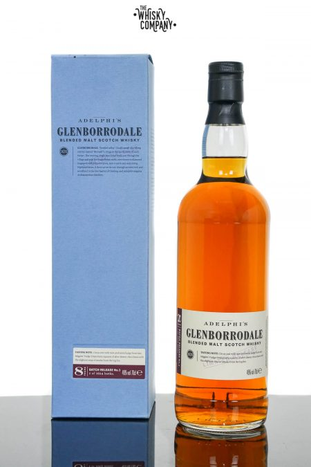 Glenborrodale Batch 3 Blended Malt Scotch Whisky - Adelphi (700ml)