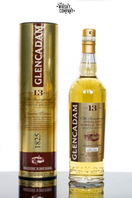 Glencadam 13 Years Old Highland Single Malt Scotch Whisky (700ml)