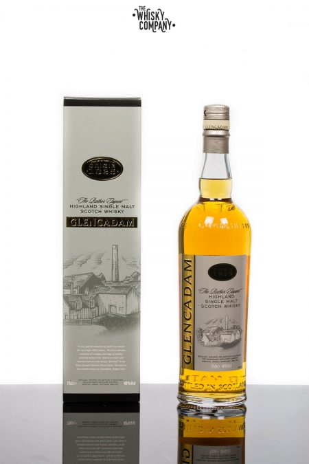Glencadam Origin 1825 Sherry Cask Finish Highland Single Malt Scotch Whisky (700ml)
