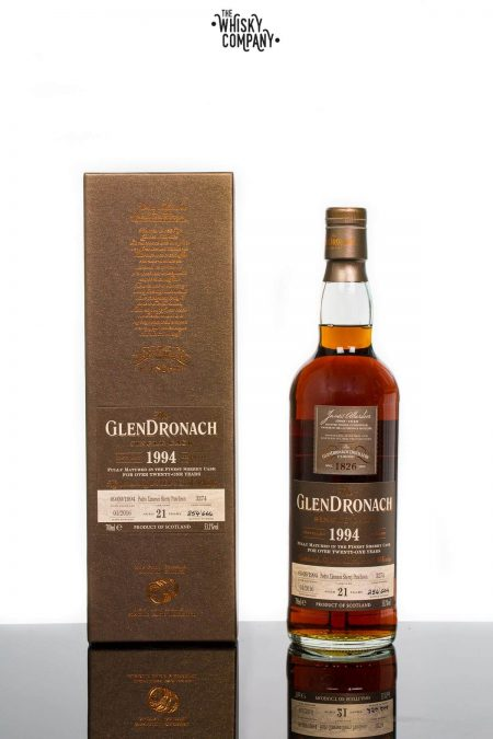 GlenDronach 1994 Aged 21 Years Single Malt Scotch Whisky