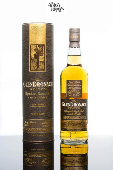 GlenDronach Peated Highland Single Malt Scotch Whisky (700ml)