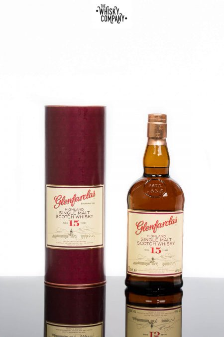 Glenfarclas Aged 15 Years Highland Single Malt Scotch Whisky