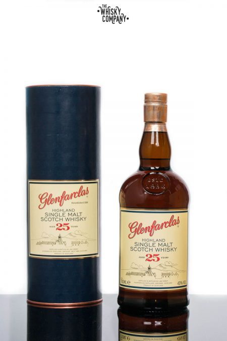 Glenfarclas Aged 25 Years Highland Single Malt Scotch Whisky