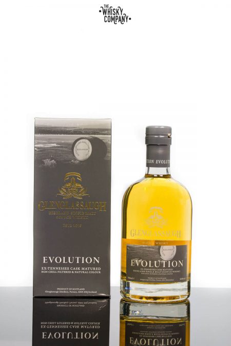 Glenglassaugh Evolution Highland Single Malt Scotch Whisky (700ml)