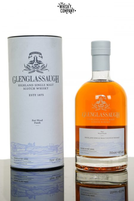 Glenglassaugh Port Wood Finish Single Malt Scotch Whisky (700ml)