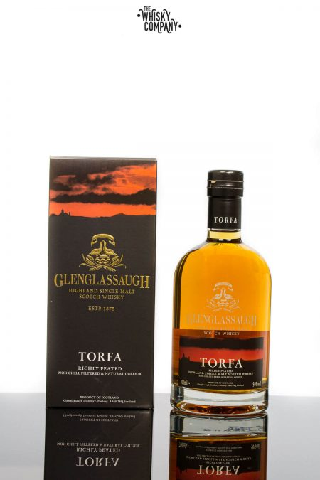 Glenglassaugh Torfa Highland Single Malt Scotch Whisky (700ml)