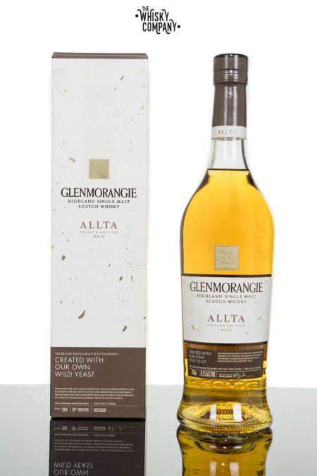 Glenmorangie Allta Private Edition 10 Highland Single Malt Scotch Whisky (700ml)