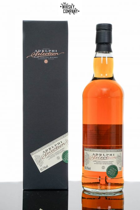 Glenrothes 10 Years Old 2009 Single Malt Scotch Whisky - Adelphi (700ml)