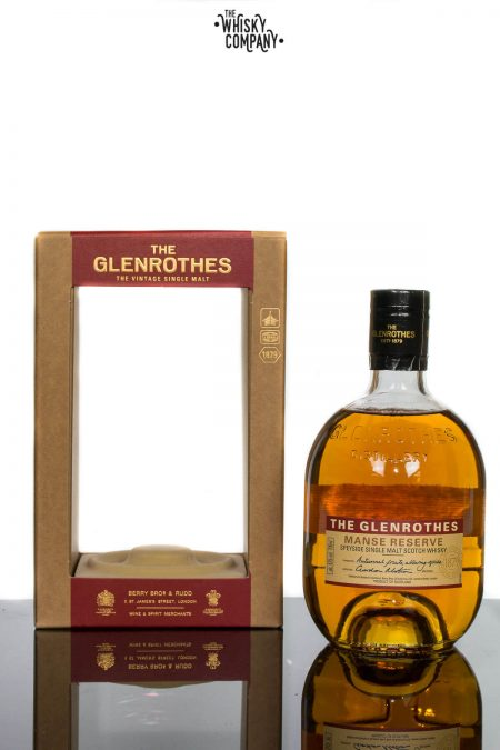 Glenrothes Manse Reserve Single Malt Scotch Whisky (700ml)