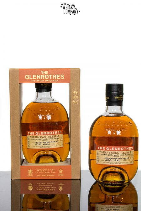 Glenrothes Sherry Cask Reserve Single Malt Scotch Whisky (700ml)