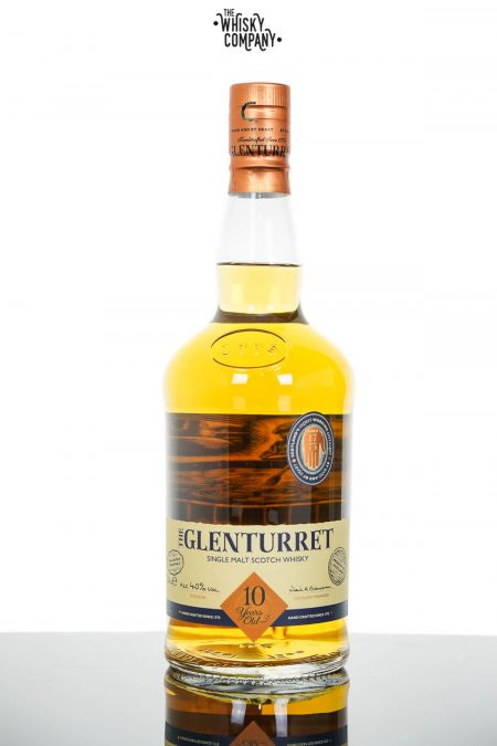 Glenturret 10 Years Old Highland Single Malt Scotch Whisky (700ml)