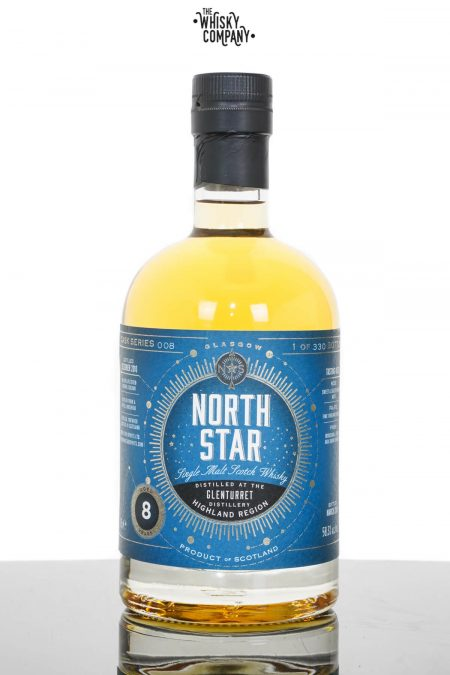 Glenturret 2010 Aged 8 Years Highland Single Malt Scotch Whisky - North Star (700ml)