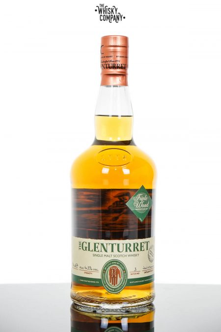 Glenturret Triple Wood Edition Highland Single Malt Scotch Whisky (700ml)