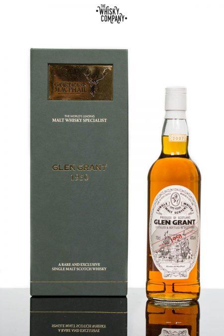 Gordon & MacPhail 1950 Glen Grant Speyside Single Malt Scotch Whisky