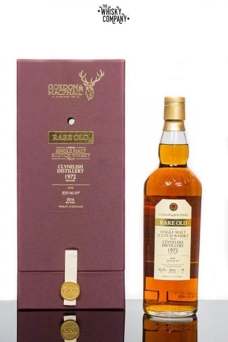 Clynelish Rare Old 1972 (2016) Single Malt Scotch Whisky - Gordon & MacPhail  (700ml)