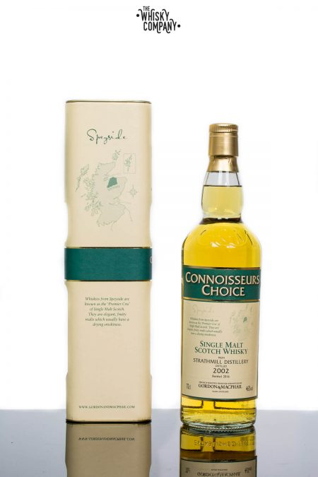 Gordon & MacPhail 2002 Strathmill Speyside Single Malt Scotch Whisky