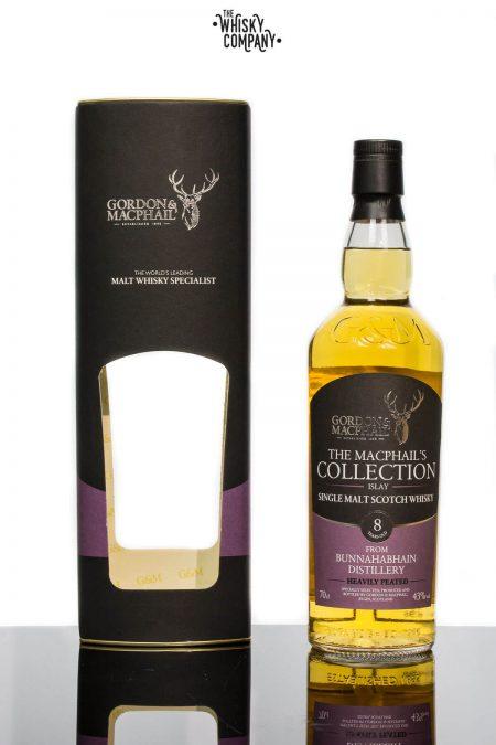 Gordon & MacPhail Bunnahabhain 8 Years Old Islay Single Malt Scotch Whisky