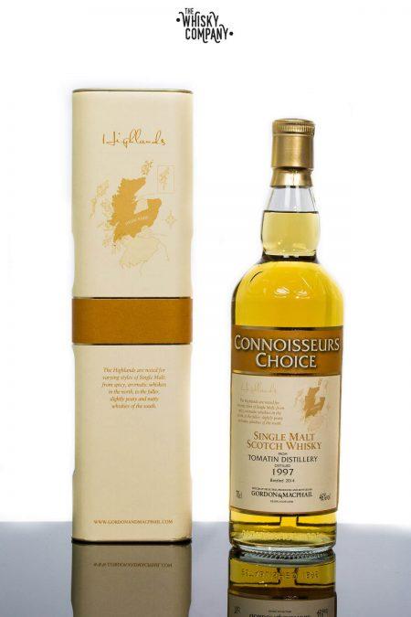 Tomatin 1997 Highland Single Malt Scotch Whisky - Gordon & MacPhail (700ml)