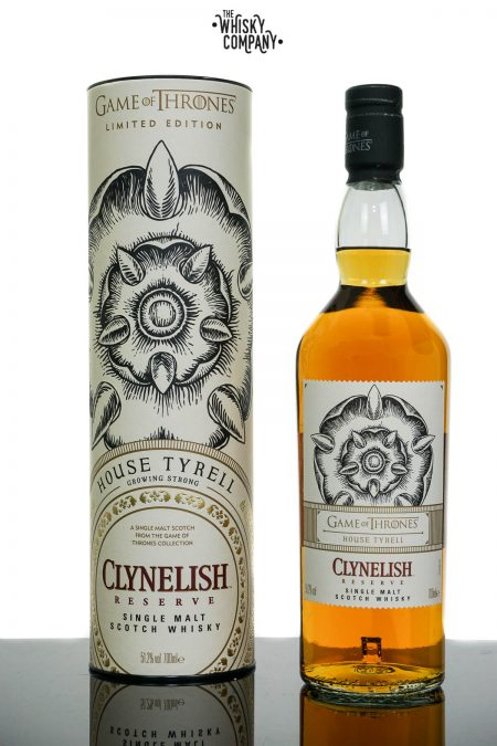 House Tyrell Clynelish Reserve Games Of Thrones Single Malt Collection (700ml)