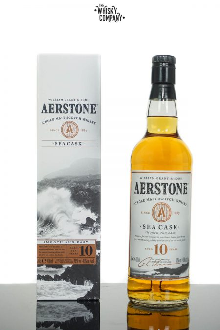 Aerstone Sea Cask Aged 10 Years Single Malt Scotch Whisky (700ml)