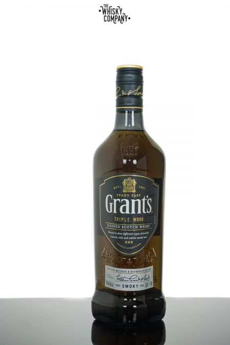 Grant's Triple Wood Smoky Blended Scotch Whisky (700ml)