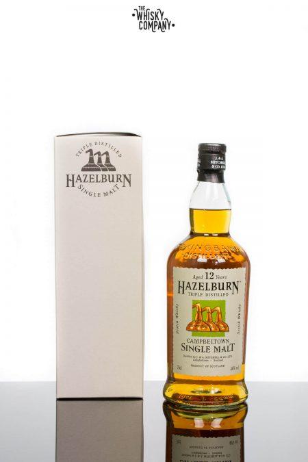 Hazelburn Aged 12 Years Campbeltown Single Malt Scotch Whisky (700ml)