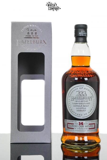 Hazelburn 2004 Aged 14 Years Oloroso Cask Matured Single Malt Scotch Whisky (700ml)