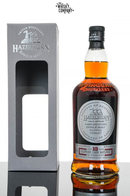 Hazelburn 2004 13 Years Old Oloroso Sherry Wood Single Malt Scotch Whisky (700ml)