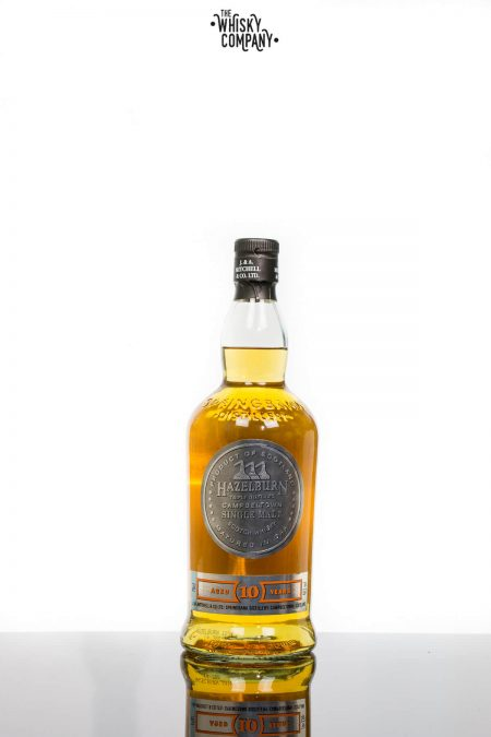 Hazelburn Aged 10 Years Campbeltown Single Malt Scotch Whisky (700ml)