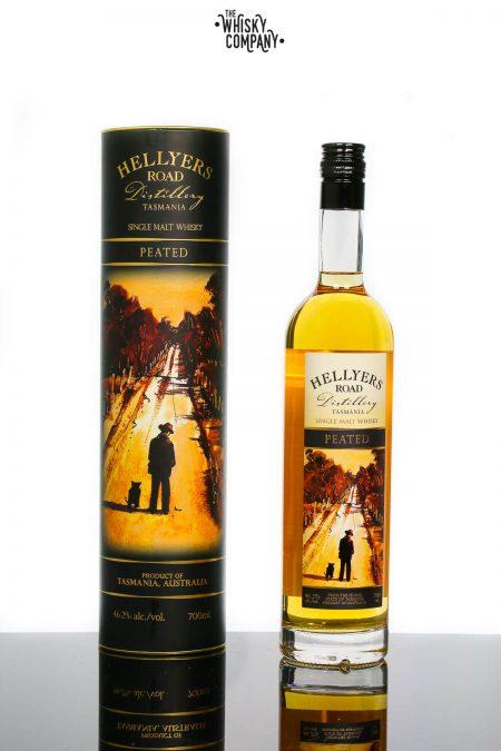 Hellyers Road Peated Australian Single Malt Whisky (700ml)