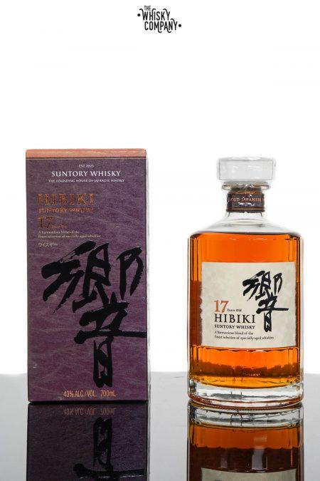 Hibiki 17 Years Old Japanese Blended Whisky (700ml)