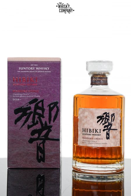 Hibiki Blenders Choice Japanese Blended Whisky (700ml)