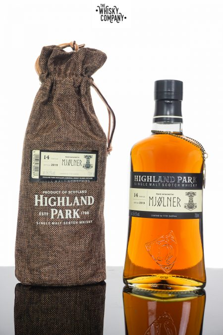 Highland Park 14 Years Old Mjolner Australian Exclusive Single Malt Whisky (700ml)