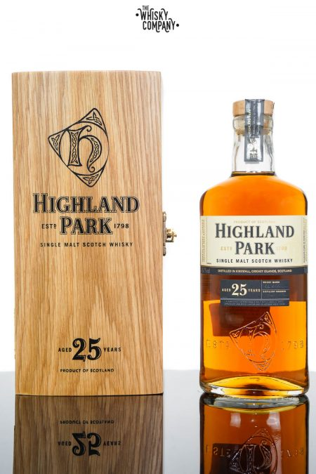 Highland Park 25 Years Old Single Malt Scotch Whisky (700ml)