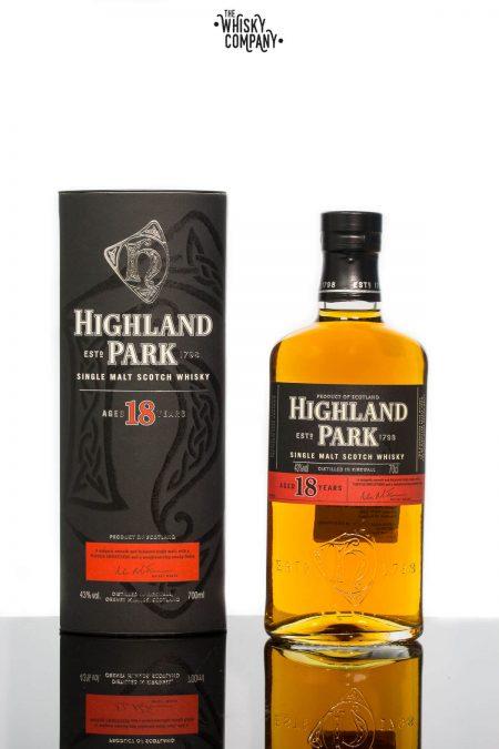 Highland Park Aged 18 Years Island Single Malt Scotch Whisky