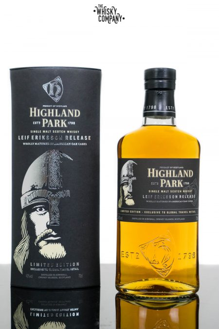 Highland Park Leif Eriksson Island Single Malt Scotch Whisky (700ml)