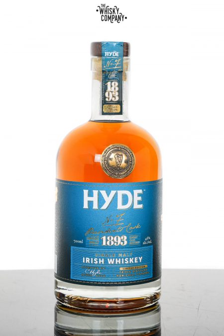 Hyde No.7 Sherry Matured 1893 Single Malt Irish Whiskey (700ml)