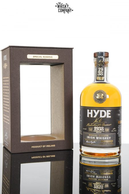 Hyde No. 6 President's Reserve Irish Malt Whiskey (700ml)
