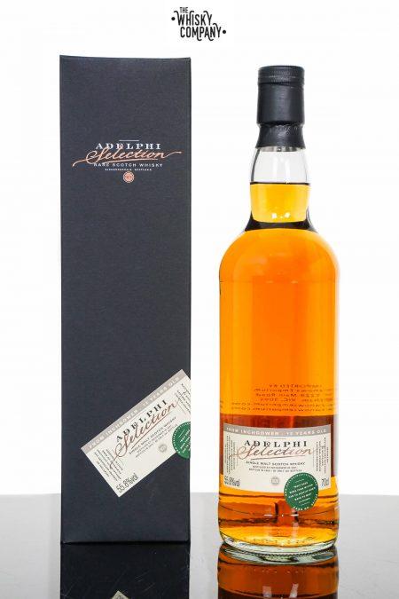 Inchgower 2007 Aged 12 Years Speyside Single Malt Scotch Whisky - Adelphi (700ml)
