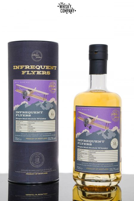 Fettercairn 2007 Aged 11 Years Single Malt Scotch Whisky - Infrequent Flyers #9 (700ml)